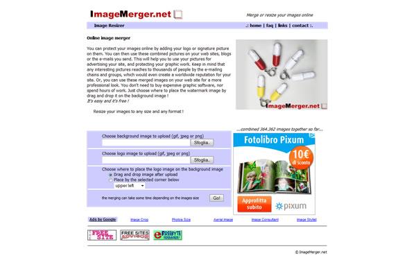 programmi per unire foto