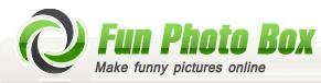 fun photo box Face in hole